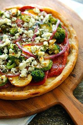 پیتزا مخصوص افراد دیابتی