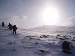 کوه رفتن افراد دیابتی در فصل های سرد