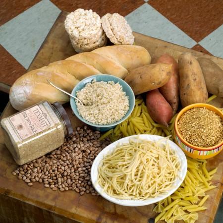 غذاهای کربوهیدرات مفید برای افراد دیابتی است