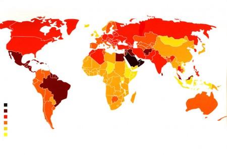 دیابتی ترین کشورهای دنیا
